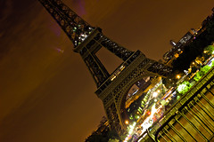 Paris 1AM (m-child) Tags: paris tower night eiffel 2015