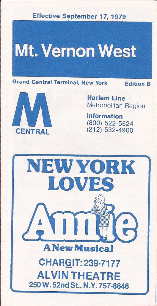 The World's Best Photos of mta and timetable - Flickr Hive Mind