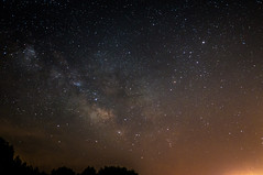 Milky Way in Steens (mississippiinhdr) Tags: trees night mississippi stars steens hdr lowndes milkyway
