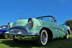 2014 Mecum Monterey Daytime Auctions (USautos98) Tags: buick convertible 1954 skylark