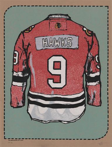 Fugscreens - Hawks (print)