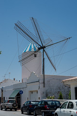Mol de Dalt Windmill, Sant Luis (Digidiverdave) Tags: spain menorca baleares windmil illesbalears balearics davidhenshaw santllus henshawphotography