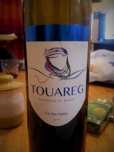 Un petit verre de Touareg? El Jadida, Maroc