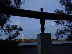 Canberra '15 (faun070) Tags: modernart 1996 australia canberra antonygormley angelnorth nationalgalleryaustralia