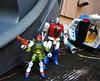 Micronauts Scout Earth (decobray) Tags: microman astro station robotman biotron