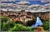 Desde Toledo y para todo el mundo,  gentes de buena voluntad...Feliz Año Nuevo !!!!! (Jose Roldan Garcia) Tags: toledo tajo toledano típico río reflejos imperial luz literatura colores cielo historia españa
