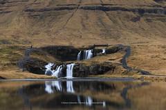 Kirkjufellsfoss Waterfall #2 (Kjartan Guðmundur) Tags: iceland ísland waterfall landscape outdoor canoneos5dmarkiv tokinaatx1628mmf28profx kjartanguðmundur arctic photoguide