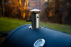 Grill Pipe (Kevin Shields Photography) Tags: perspective filter pipe dslr grill dark edited beauty outdoor metal focus