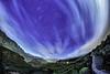 Camino de estrellas (libretacanaria) Tags: nocturna nightshot santalucía tirajana nightscape estrellas polar polaris longexposure largaexposición
