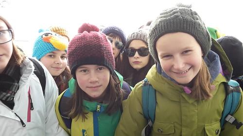 Besuch im Hallenbad am schifreien Nachmittag