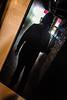 True reflection (Melissa Maples) Tags: antalya turkey türkiye asia 土耳其 apple iphone iphone6 cameraphone restaurant bigchefs me melissa maples selfportrait woman reflection photographer mirror silhouette dark black