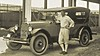 Washington baseball player, Milan, with his Oldsmobile touring car 1922 LOC06276u (SSAVE w/ over 6.5 MILLION views THX) Tags: washingtondc 1922 milan baseballplayer washingtonsenators oldsmobile touringcar