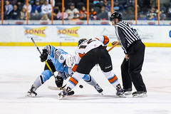 "Missouri Mavericks vs. Alaska Aces, December 17, 2016, Silverstein Eye Centers Arena, Independence, Missouri.  Photo: John Howe / Howe Creative Photography • <a style=""font-size:0.8em;"" href=""http://www.flickr.com/photos/134016632@N02/31755691635/"" target=""_blank"">View on Flickr</a>"