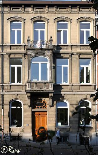 Verviers -- Place Général Jacques 20