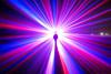 Saint Lux II (Jelle Schuurmans) Tags: long exposure light painting saint lux silhouette fog mist laser beams nikon d750 tokina 1116