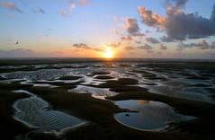 Walking In Rhythm (plot19) Tags: british britain blackpool landscape sea seaside seascape sunset sunrise england english plot19 photography nikon north northwest northern now
