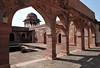 DSA_7729 (Dirk Rosseel) Tags: baz bahadur palace mahal mandu maharashtra india ngc rewa kund group arches