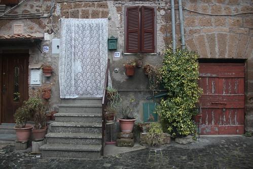 Streets of Barbarano Romano