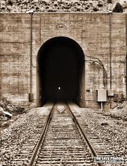 May 7 2011 - One mile long tunnel under Boysen dam (La_Z_Photog) Tags: lazy photog elliott photography shoshoni bonneville wyoming boysen tunnel reservoir 050711rivertonboysenbonneville