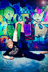 Живите Ярко! (MissSmile) Tags: misssmile child kid boy dancer cool britgh vivid graffity style studio creative portrait