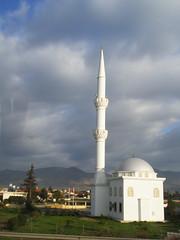 Mosque, En Route