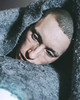 17 (photoshepherd) Tags: portraits mental headache eyes contacts contactlenses sclera portrait selfportrait selfie bald shaved quiet young youth sleep tired