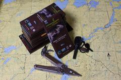 Survivalist's Priority (bjwhite66212) Tags: cache dogwood2017 dogwood52 fairtrade firesteel horde leatherman map survivalist topographic dogwoodweek6