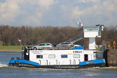 Virgo (Maurits Freijsen) Tags: virgo nieuwewaterweg rozenburg duwboot pusher pushboat