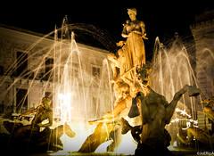 Fontana di Diana Ortigia-2295 (JoE RipA) Tags: fontanadidiana joeripa ortigia siracusa sicilia fontana fountain statua diana sicily syracuse night