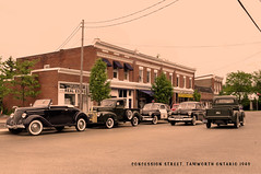 Downtown Tamworth Ontario (P. A. McKercher) Tags: