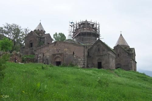 Goshavank klooster