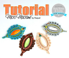 Micro Macrame Marquise Pendant Tutorial (Raquel's Designs) Tags: diy micro instructions macrame tutorials micromacrame margaretenspitze macramebyraquel esquemasmicromacrame patternsmacrame