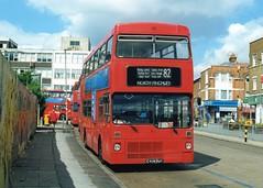 M1414 (Sparegang) Tags: m1414 c414buv mclass mcwmetrobus londonbuses northfinchley metroline 1999