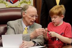 06-03-2015 Governor Bentley signs
