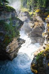 Athabasca Falls (SPARROW_010_81) Tags: nature water force breathtaking beautifull athabascafalls