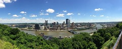 Lookin good (Don Moyer) Tags: panorama river pittsburgh