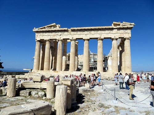 the Parthenon, From FlickrPhotos