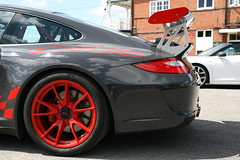 2010 Porsche 911 GT3 RS (davocano) Tags: brooklands supercarsunday la59whx
