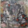 """""""Muddy Waters 9"""" by Daniel Kerkhoff, 2015 (Daniel Kerkhoff) Tags: ink painting artist acrylic quiet daniel vietnam ugly waters hanoi muddy the kerkhoff"""
