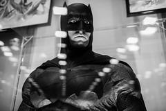 BATMAN HORROR SILENT FILM (espressoDOM) Tags: bw canon comics lights dc superhero batman dccomics comiccon sdcc espressodom itookthis batmanvssuperman