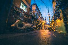 Salt Road () (KOLYO_99) Tags: road street old sunset history church rain canon landscape fun asia photographer village outdoor korea korean seoul saudi area daytime     14mm    samyang  rokinon   antvillage