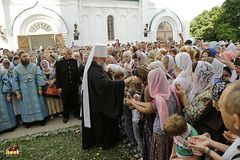 94. The Commemoration of the Svyatogorsk icon of the Mother of God / Празднование Святогорской иконы Божией Матери