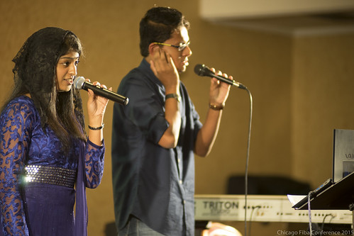Sruthi and Immanuel