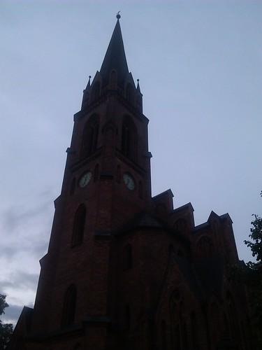 Klosterkirche in Guben