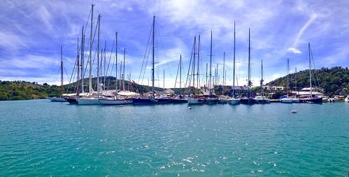 Antigua - Nelson's Dockyard