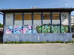 graffiti, Ljubljana (duncan) Tags: graffiti ljubljana