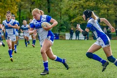 GB630580 Amsterdam AAC D v Waterland RC D (KevinScott.Org) Tags: kevinscottorg kevinscott rugby rc rfc waterland amsterdamaac dames ladies 2016