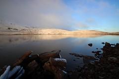 Llyn Y Fan Fawr Reflections (Taracy) Tags: llyn y fan fawr reflections lake snow breconbeaconsnationalpark wales
