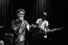 LIVE: Blind Hot Gems (feat. Dobby) @ Newtown Social Club, Sydney, 28th Dec