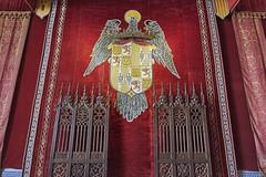 Alcázr de Segovia 2 - Salón del Trono